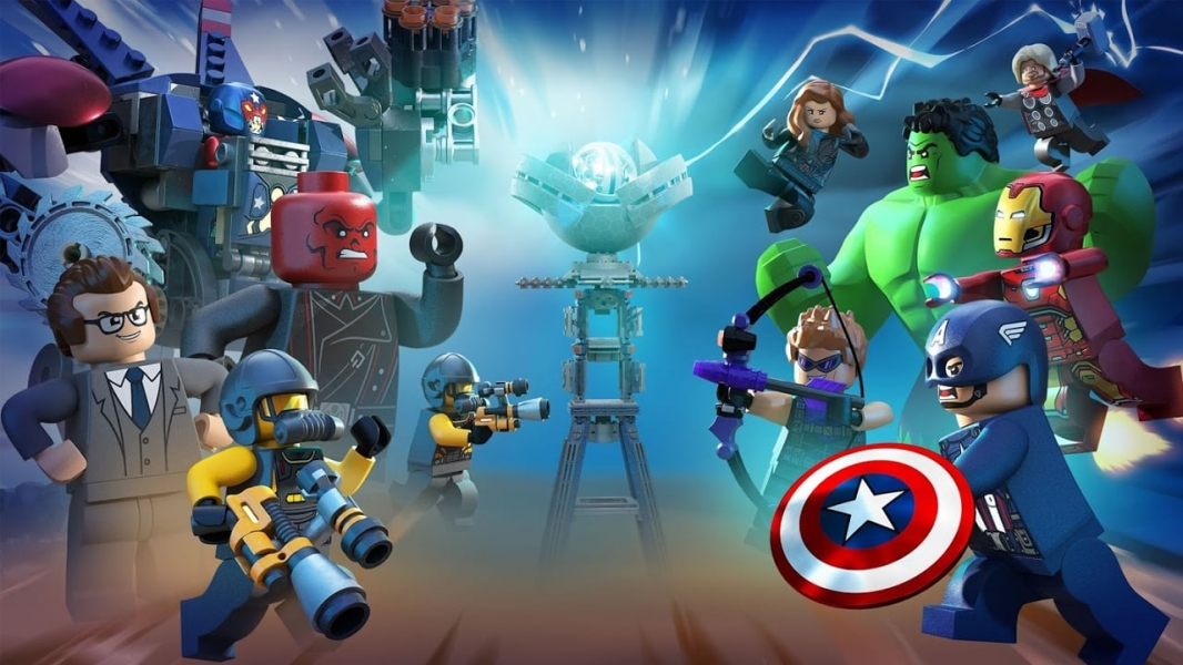 Watch LEGO Marvel Avengers: Climate Conundrum full HD on ...