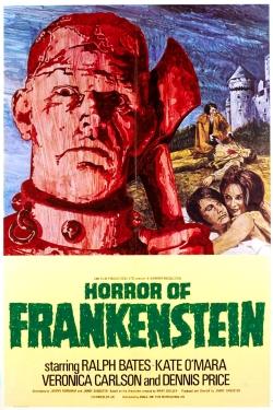 The Horror of Frankenstein-hd