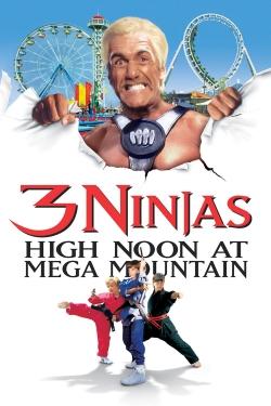 3 Ninjas: High Noon at Mega Mountain-hd