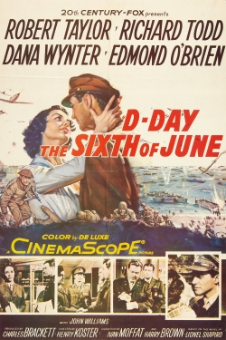 D-Day the Sixth of June-hd