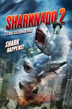 Sharknado 2: The Second One-hd