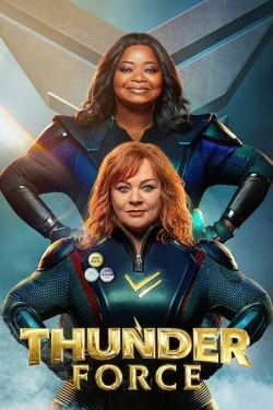 Thunder Force-hd