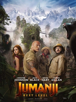 Jumanji: The Next Level-hd