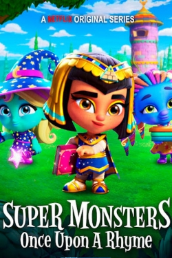 Super Monsters: Once Upon a Rhyme-hd