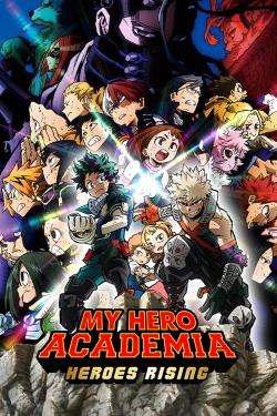 My Hero Academia: Heroes Rising-hd