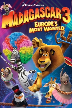 Madagascar 3: Europe's Most Wanted-hd