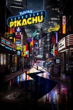 Pokémon Detective Pikachu-hd