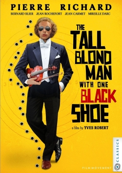 The Tall Blond Man with One Black Shoe-hd