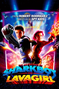 The Adventures of Sharkboy and Lavagirl-hd
