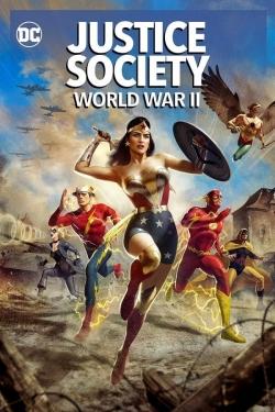 Justice Society: World War II-hd