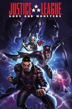 Justice League: Gods and Monsters-hd