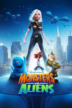 Monsters vs Aliens-hd