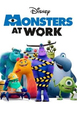 Monsters at Work-hd