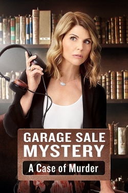 Garage Sale Mystery: A Case Of Murder-hd