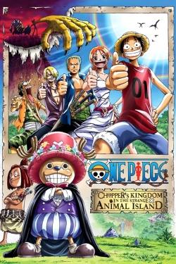 One Piece: Chopper's Kingdom on the Island of Strange Animals-hd