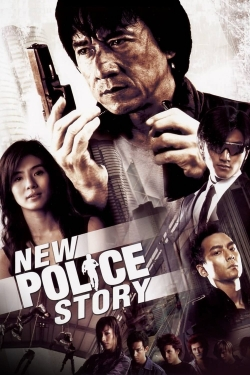 New Police Story-hd