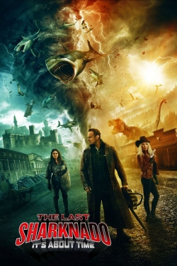 The Last Sharknado: It's About Time-hd
