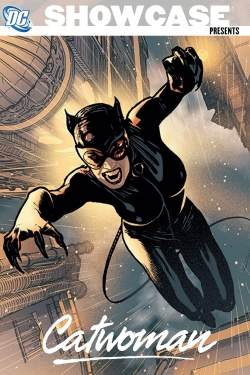 DC Showcase: Catwoman-hd