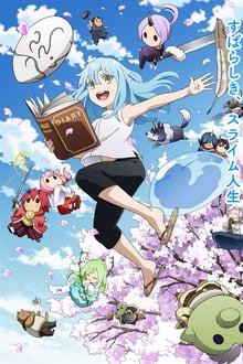 The Slime Diaries: That Time I Got Reincarnated as a Slime-hd