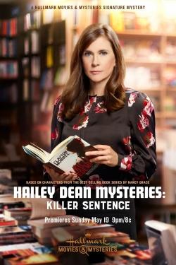 Hailey Dean Mysteries: Killer Sentence-hd