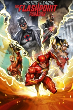 Justice League: The Flashpoint Paradox-hd