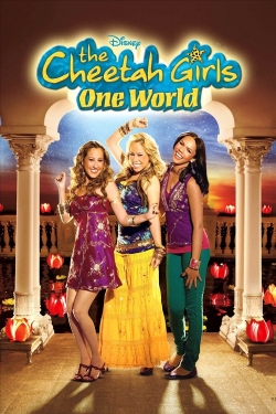 The Cheetah Girls: One World-hd