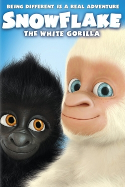 Snowflake, the White Gorilla-hd