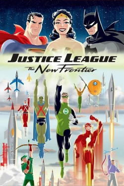 Justice League: The New Frontier-hd