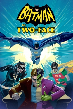 Batman vs. Two-Face-hd