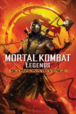 Mortal Kombat Legends: Scorpion's Revenge-hd