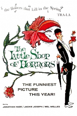 The Little Shop of Horrors-hd