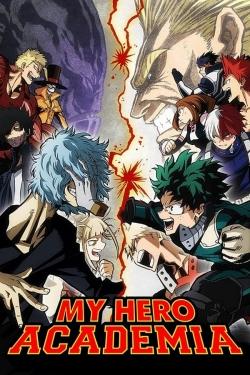 My Hero Academia-hd