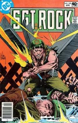DC Showcase: Sgt. Rock-hd