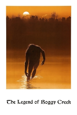 The Legend of Boggy Creek-hd
