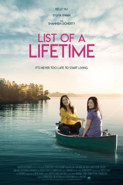 List of a Lifetime-hd