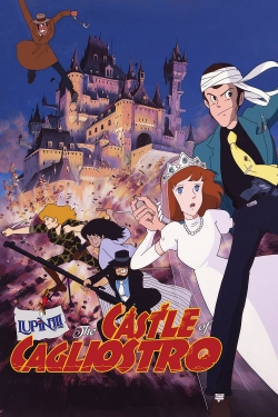 Lupin the Third: The Castle of Cagliostro-hd