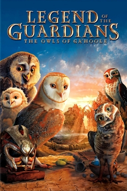 Legend of the Guardians: The Owls of Ga'Hoole-hd