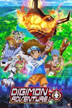 Digimon Adventure:-hd