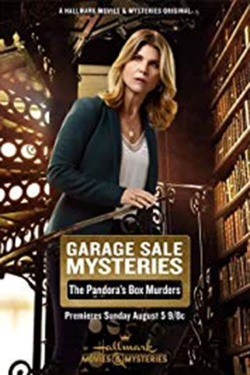 Garage Sale Mysteries: The Pandora's Box Murders-hd
