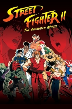 Street Fighter II: The Animated Movie-hd