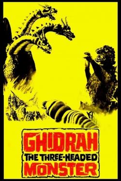 Ghidorah, the Three-Headed Monster-hd