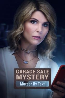 Garage Sale Mystery: Murder By Text-hd