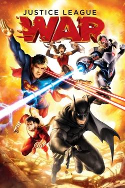 Justice League: War-hd