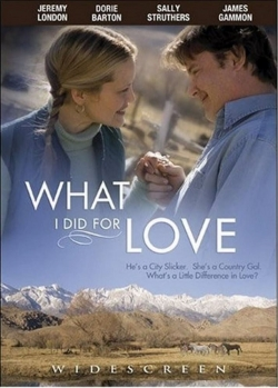 What I Did for Love-hd