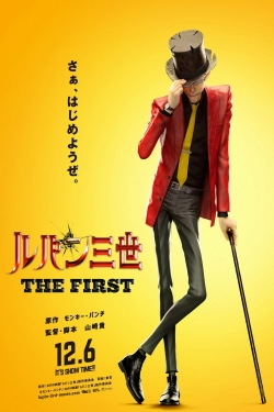 Lupin the Third: The First-hd